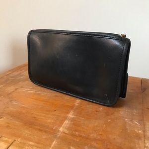Coach Bags - vintage coach makeup bag